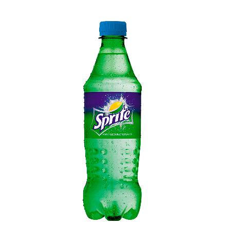 Напиток Спрайт п/б 0,5л шт