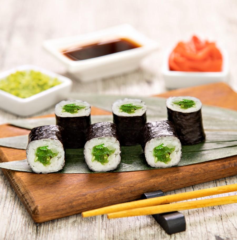 Maki seaveed