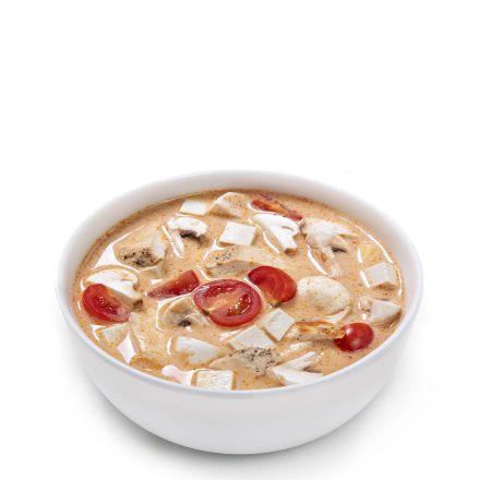 Суп Том Ям с курицей ланч