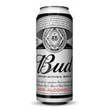 Пиво Bud безалкогольне