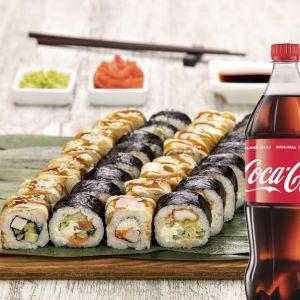 Сет Хит + Coca-Cola 1 л 1 шт.