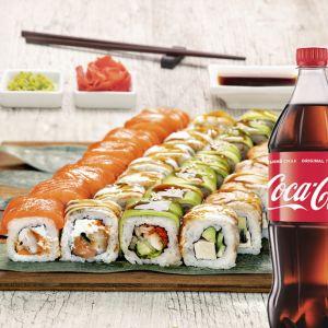 Сет Дракони + Coca-Cola 1л - 1 шт.