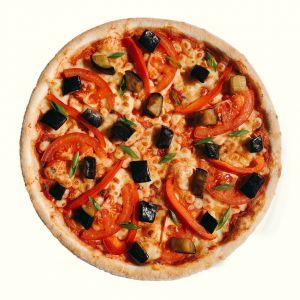 Піца з баклажаном