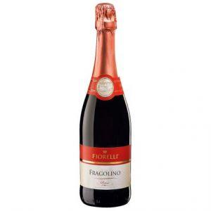 Fragolino Rosso Fiorelli sparkling sweet