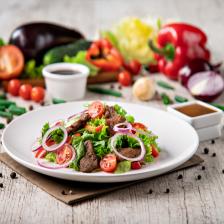 Салат з телятиной