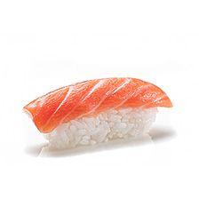 Суши Сяке-кунсей (с копченым лососем)