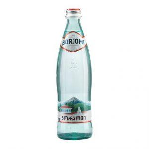 Borjomi sparkling 0,5 l