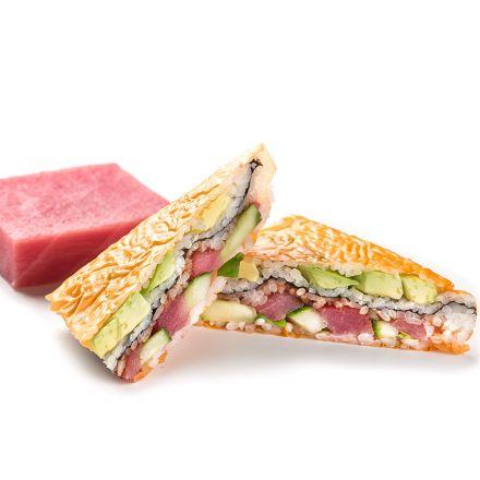 Суши-сендвич с тунцом