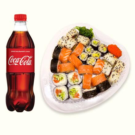 Set Kampay + Coca-Cola 1l