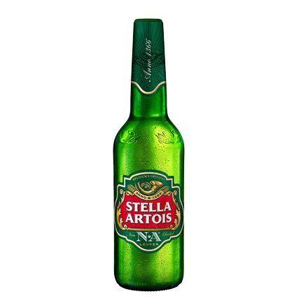 Пиво Stella Artois б/а