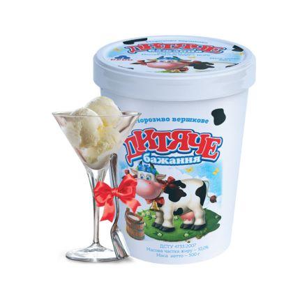Мороженое Детское желание