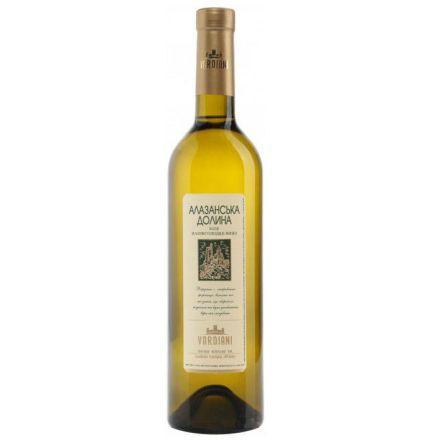 Вино Vardiano Алазанская Долина белое полусладкое