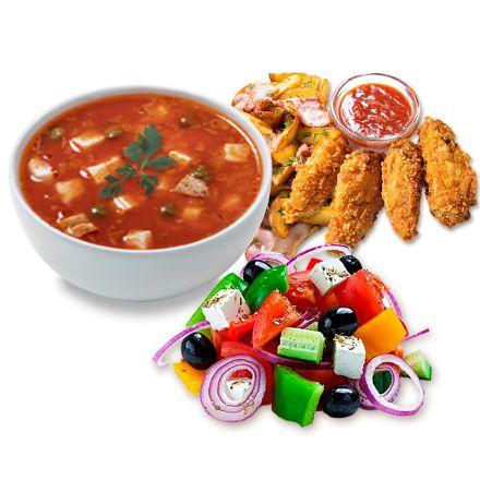 Lunch Siesta