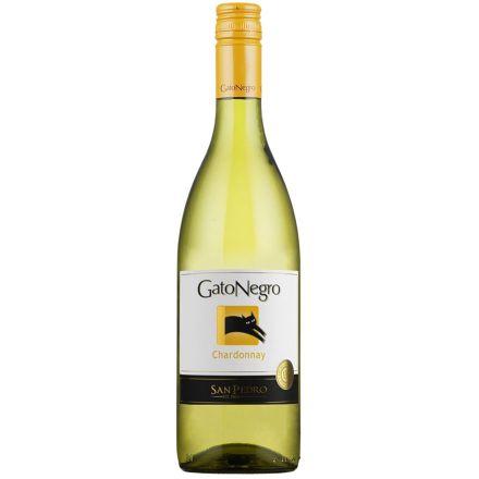 Вино Gato Negro Шардонне белое сухое