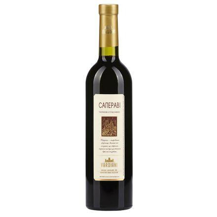 Вино Vardiano                            Саперави красное сухое