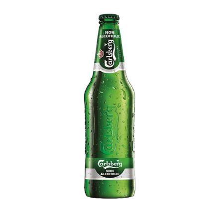 Carlsberg безалкогольное