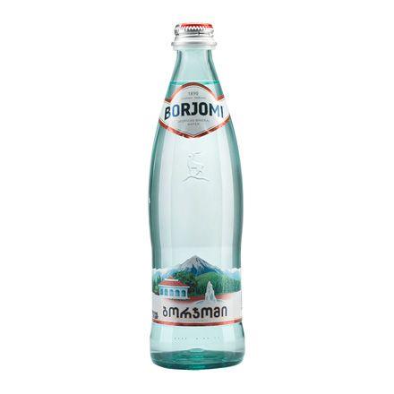 Вода Боржомі газована 0,5 л