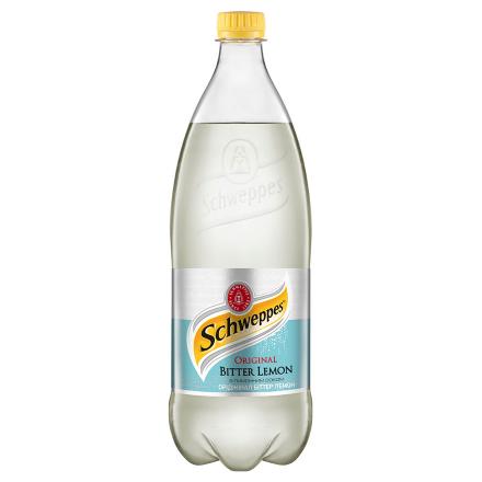 Швепс Биттер Лимон 1 л