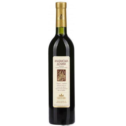 Вино Vardiano Алазанская Долина красное полусладкое