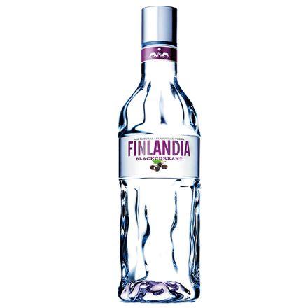 Водка Финляндия Черная смородина