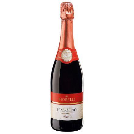 Вино Fragolino Rosso красное игристое