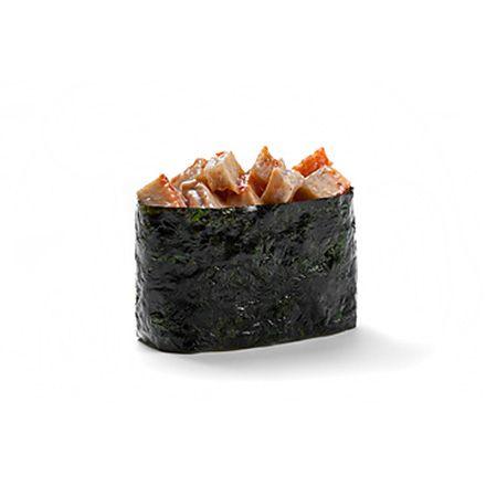 Суши спайс унаги