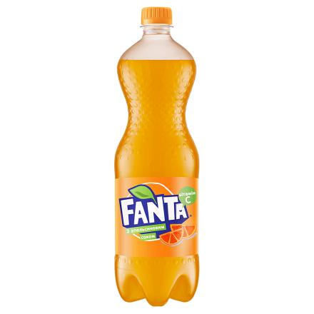 Фанта Апельсин 1 л