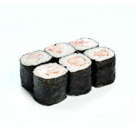 Maki with shrimp