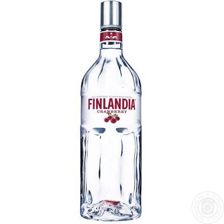 Водка Финляндия Клюква