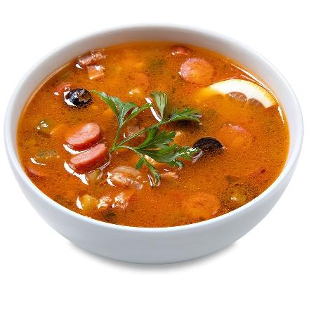 Meat solyanka