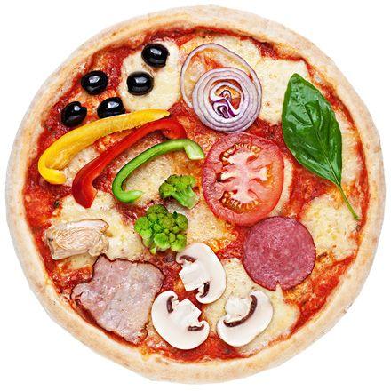 Пицца по Вашему  рецепту (томатная)