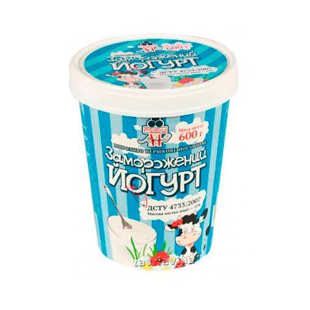 Заморожений йогурт