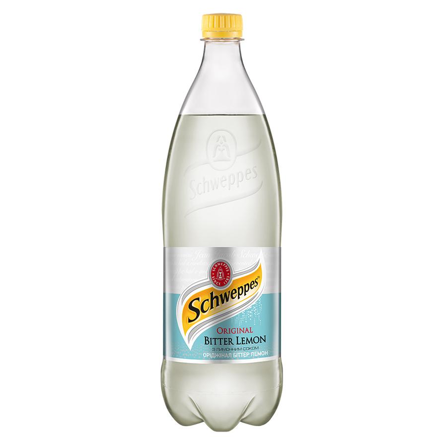 Schweppes  Тоник Лимон 1 л