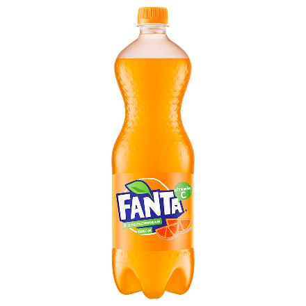 Fanta Orange 1 l