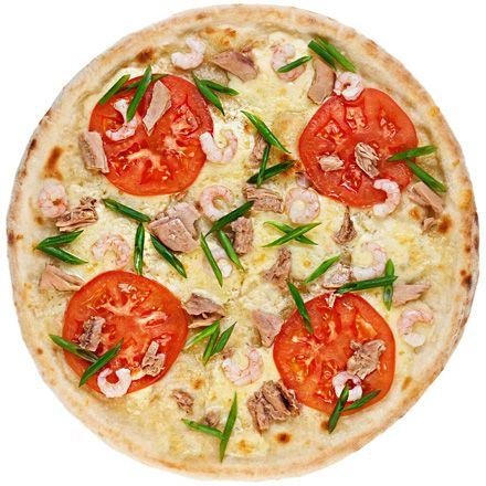 Пицца по Вашему рецепту (со сливками)