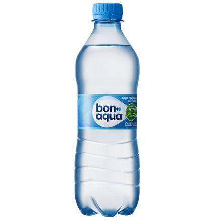 Вода Bonaqua негазована