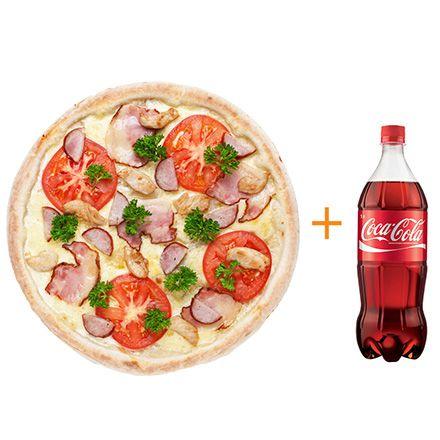 Капоне+Coca-cola 1 л