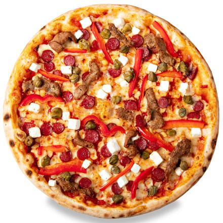 Пицца Балканская