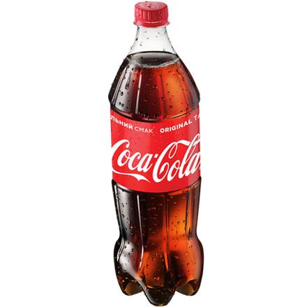 Coca-cola 1 l